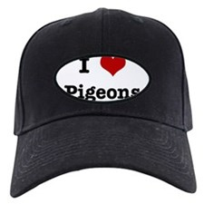 Cute Pigeons Baseball Hat