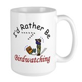 Unique Bird watching Mug