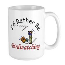 Cool Birdwatchers Mug