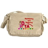 Unique Physical therapist Messenger Bag