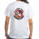 MonkeyCon White T-Shirt