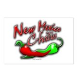 New Mexico Chili Postcards (Package of 8)