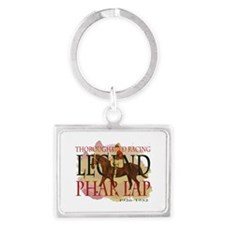 The Legend - Pharlap Landscape Keychain