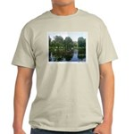 Cambridge Painting Ash Grey T-Shirt