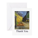 Unique French artist Greeting Cards (Pk of 10)
