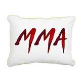 MMA Rectangular Canvas Pillow