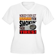 Sick from smokin Tires T-Shirt