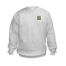Braided Maane Sweatshirt (2 sided)