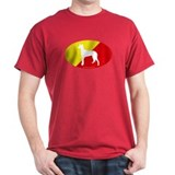 Spainish Flag Ibizan Hound T-Shirt