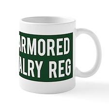 2nd Armored Cavalry Small Mug