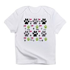 I Love Dogs Infant T-Shirt