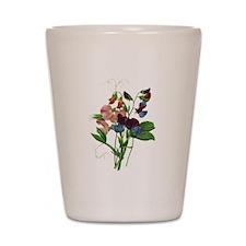 Pierre-Joseph Redoute Botanical Shot Glass