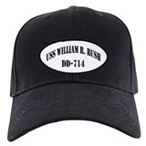 USS WILLIAM R. RUSH Baseball Hat