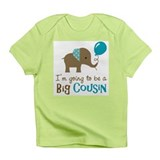 Funny Big brother kids older baby Infant T-Shirt