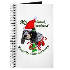 Bluetick Coonhound Journal