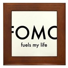 FOMO Framed Tile