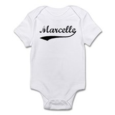 Vintage: Marcelle Infant Bodysuit