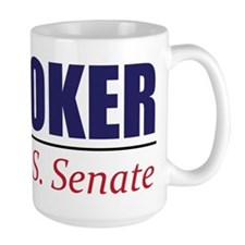 Cory Booker for U.S. Senate Mug