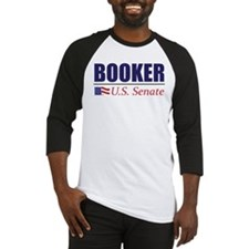 Cory Booker for U.S. Senate Baseball Jersey