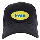 Evan Sunburst Baseball Hat
