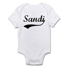 Vintage: Sandi Infant Bodysuit