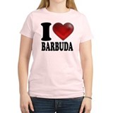 I Heart Barbuda T-Shirt