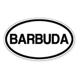 Barbuda Decal