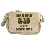 Funny Military Messenger Bag