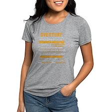 Geraldine Sunburst Women's 1 Sided Print T-Shirt