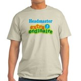 Headmaster Extraordinaire T-Shirt