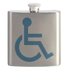 Handicapped Flask