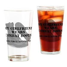 AF BF CB Drinking Glass