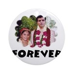FOREVER Ornament (Round)