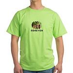 FOREVER Green T-Shirt