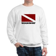 Gone down lately? Sweatshirt