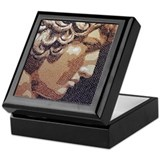 Antinous Mosaic Keepsake Box
