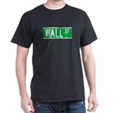 Wall St., New York - USA T-Shirt