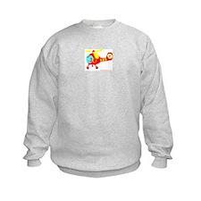 Wee Helicopter! Sweatshirt
