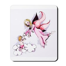 Angels Among Us Mousepad