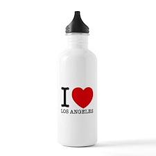 I Love Los Angeles Water Bottle
