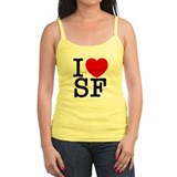 San Francisco Ladies Top