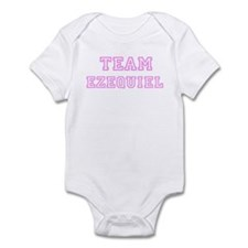 Pink Team: Ezequiel Infant Bodysuit