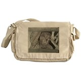 Wolfman Messenger Bag