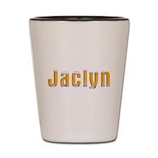 Jaclyn Beer Shot Glass