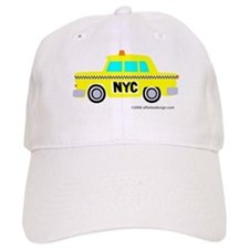 Wee New York Cab! Baseball Cap