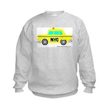 Wee Big New York Cab! Sweatshirt