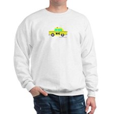 Wee New York Cab! Sweatshirt