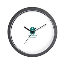 LDA of WNY Wall Clock