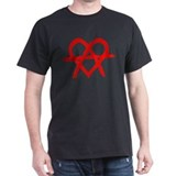 Anarchy Heart T-Shirt