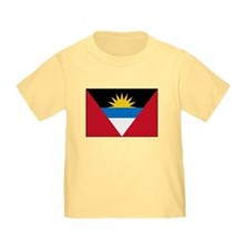 Antigua Barbuda Flag T